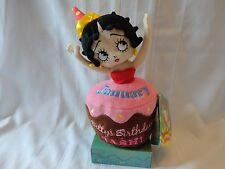 Sugar Loaf Betty Boop Birthday Bash Cupcake - January