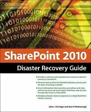 SharePoint 2010 Disaster Recovery Guide (2010, Paperback)