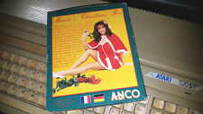 MARIA'S CHRISTMAS BOX by ANCO 88' Rare Game for ATARI ST Tested Working VGC