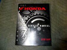 ORIGINAL 1997 HONDA VFR750F MOTORCYCLE SERVICE MANUAL
