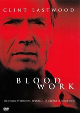 BLOOD WORK / DVD - TOP-ZUSTAND