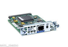Cisco WIC-1DSU-T1/V2 1 Port WAN Interface Card for Router Integrated  DSU/CSU T1