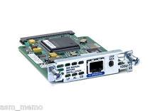 Cisco WIC-1DSU-T1/V2 1 Port WAN Interface Card for Router Integrated  DSU/CSU T1