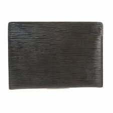 LOUIS VUITTON   passport case Out of print Epi Epi Leather
