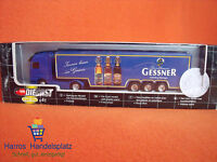 Dickie ® Diecast Truck Stop International LKW Sattelschlepper Gessner 1:87 H0