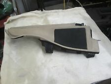 VW Corrado Right tan Rear Trunk Parcel Side Speaker Shelf Trim 535 867 762