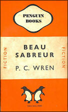 Beau Sabreur, Penguin Book No 556 by Wren, P. C.