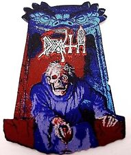 "Death ""Scream Bloody Gore    WOVEN  PATCH"