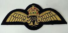 ROYAL AIR FORCE GOLD BULLION PILOT WINGS