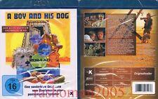 Blu-Ray A BOY AND HIS DOG IN DER GEWALT UNTERIRDISCHEN Don Johnson Kult OOP NEU