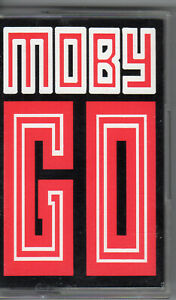 Moby - Go cassette tape, unplayed