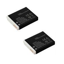 2 Akkus für Canon Digital Ixus 310 HS