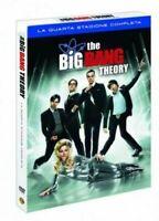 THE BIG BANG THEORY - STAGIONE 4 - ITA - ENG - 3 DVD
