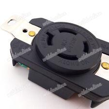 Generator Receptacle Twist Lock 20A 125/250V NEMA L14-20R UL Approval