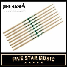 PROMARK TX526W WOOD TIP BILLY WARD THE BULB 4 PAIRS DRUM STICKS AMERICAN HICKORY