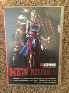 Les Mills BODYPUMP 53 CD body pump. No dvd, notes