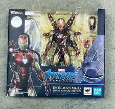 BAS58732: Avengers: Endgame S.H.Figuarts Iron Man Mark 85 (Final Battle Edition)