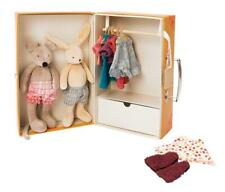 Moulin Roty La Grande Famille The Little Wardrobe Suitcase