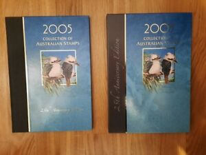 2005 Collection of Australian Stamps - 25th Anniversary Edition
