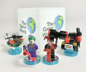 Joker Harley Quinn - DC Comics - LEGO Dimensions 71229 - 10% OFF 2 OR MORE SETS