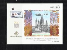 ESPAÑA. Año: 1998. Tema: PRUEBAS OFICIALES.
