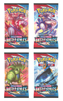 Pokemon SWORD AND SHIELD Battle Styles Booster Pack New Sealed - 1x Booster Pack