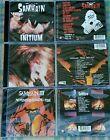 3 CD Lot Samhain (Initium, November-Coming-Fire, Final Descent)