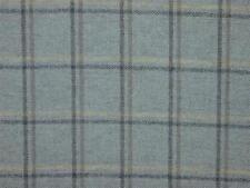 Plaid 100% Wool Upholstery Craft Fabrics