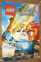 LEGO Legends of Chima Promo Poster very Rare 59x84cm