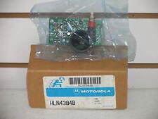 Motorola Microphone Replacement Circuit Board Model HLN4384B