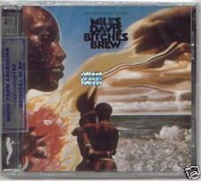 MILES DAVIS BITCHES BREW SEALED 2 CD SET REMASTERED