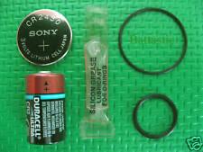 Battery Kit For Aeris Epic Recv & Trans, Complete, NEW!