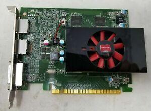 AMD Radeon R7 450 4GB GDDR5 Single Slot Thin Graphics Card GT 1030