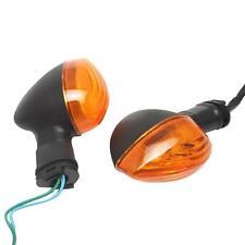 Motor Turn Signals Indicators Blinkers Flasher Yellow Lens for Yamaha R1 R6 FB