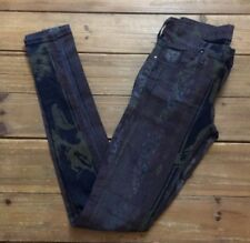 Citizens of Humanity Womens Avedon Beowulf Aztec Skinny Jeans Size 24