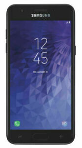 Samsung Galaxy J3 - SM-J337 - 16GB - Black - LOCKED -SEE OPTIONS