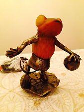 Basketball Frog Lamp