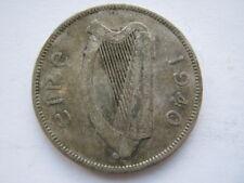 Ireland 1940 silver Florin F