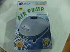 Resun 6 Outlet Air Pump with Air  Flow Adjuster AC-9906