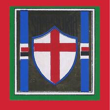 SCUDETTO SERIE A CALCIATORI PANINI 1969/70 - REC  - STEMMA - SAMPDORIA