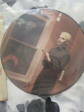 The Plan Gary Numan picture disc LP vinyl album record UK BEGA55P never played