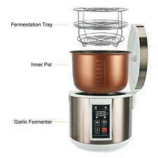12-15 Days Automatic Garlic Fermenter Ferment Box Black Garlic Maker Machine 5L