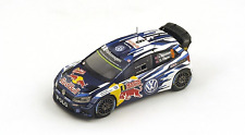 Volkswagen Polo R WRC Motorsport 3nd Monte Carlo 2015 1/43 S4507 Spark