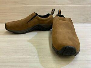 Merrell Jungle Moc Nubuck Casual Shoe - Men's Size 10 W, Brown MSRP $99.95