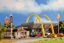 Vollmer kit 43635 NEW HO MC DONALDS WITH MC CAFE