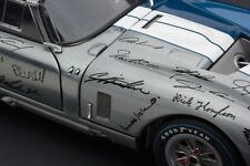 "Exoto | 1:18 | 1965 Shelby Cobra Daytona Coupe | Exclusive ""Signatures Edition"""