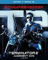 Terminator 2: Judgment Day (2015, Blu-ray NUOVO) (REGIONE A)