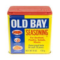 Old Bay  Old Bay Seasoning Original Tin Old Bay Seasoning 6oz