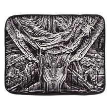 "Skyrim Alduin's Wall Dragon Fleece Blanket Throw (43"" x 60"") Officially Licensed"