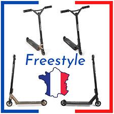Trotinette de Freestyle pour Cascadeur Résistance aux Chocs et Sauts Robuste